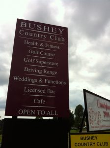 Bushey Country Club