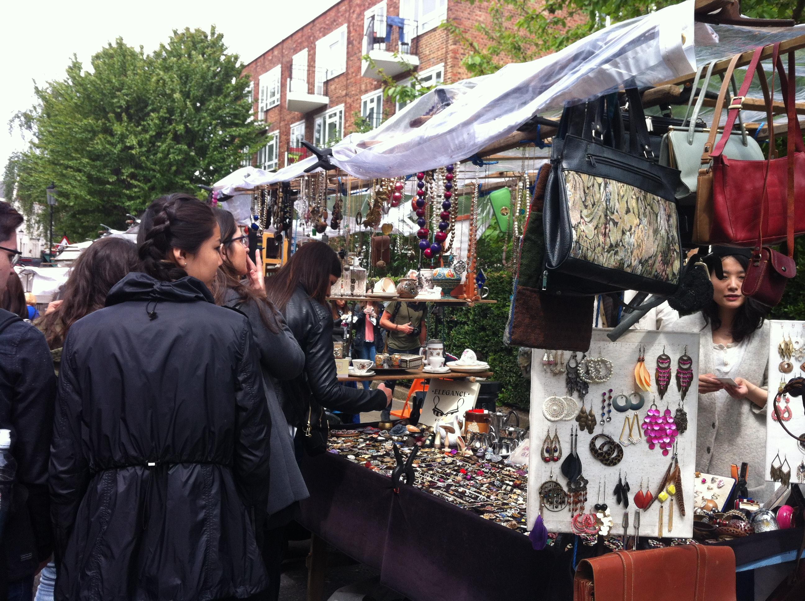 portobello antiques market  u2013 maria bristoll
