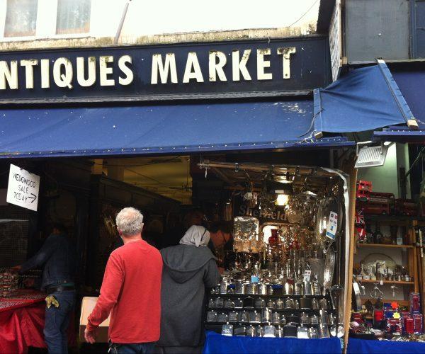 Portobello Antiques Market
