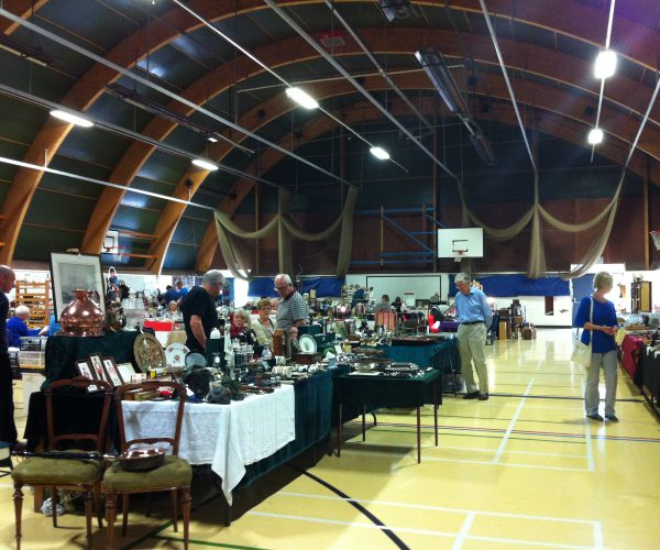 Bushey Antiques Fair