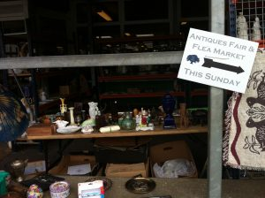 Antiques Fair and Flea Market Bushey