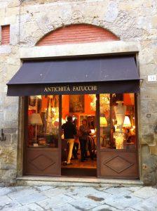 Antichita Fatucchi, Corso Italia, 34