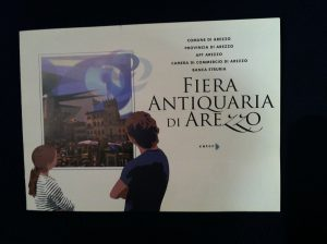 Arezzo Antiques Fair 2016