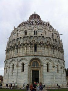 San Giovanni Baptistery Pisa