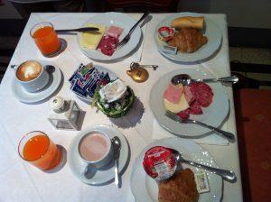 Breakfast Hotel Il Portici Arezzo