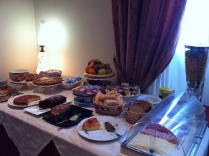Breakfast Selection Hotel Portici