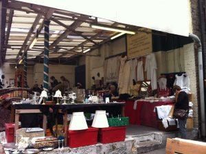 Camden Passage Antique market