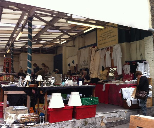Camden Passage Antique market