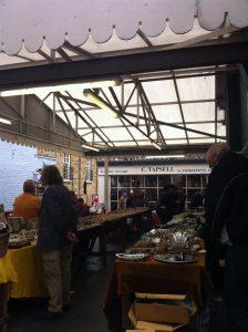 Camden Passage Open Antique Market