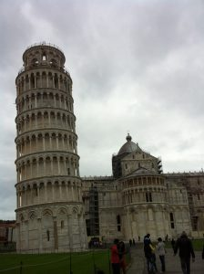 The Leaning Tower and The Duomo