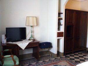 Living room Hotel Portici Arezzo