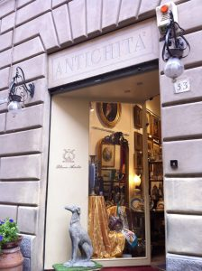 Polimnia Antichita Arezzo