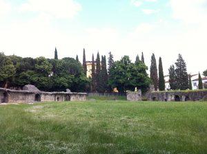Roman Amphitheatre Arezzo