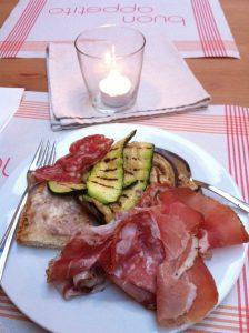 antipasti arezzo restaurant Via De Denci