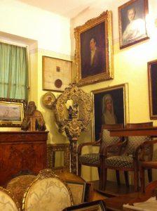 Madonna antique antichita burgalassi