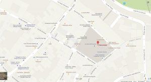 map arezzo
