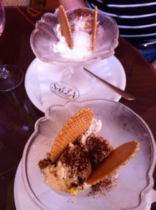 Tiramisu gelati Pisa Salza