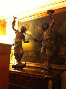 venezia antique blackamoor lamp antichita burgalassi