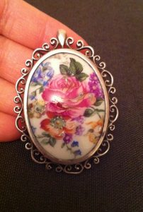 French Limoges Sterling Silver