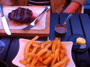 Rump Steak Gaucho Piccadilly