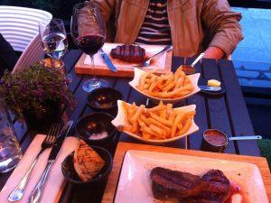 Gaucho steak Piccadilly