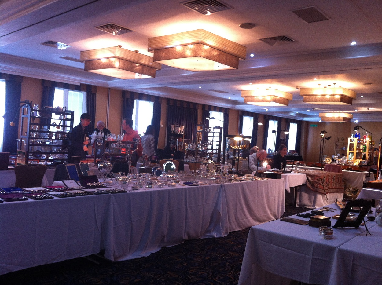 Antiques Fair The Rembrandt Hotel London