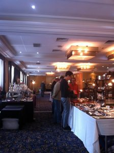 The Rembrandt Hotel Antiques Fair