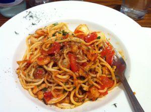 Spaghetti Alla Marinara