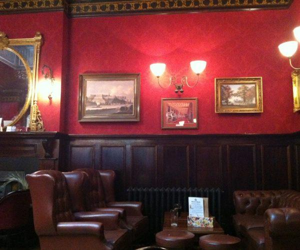 The Windsor Castle Pub Victoria Sitting Room