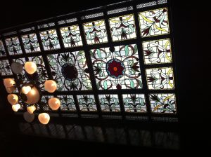 Windsor Castle Pub Glass Ceiling