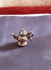 Victorian Seal Teapot