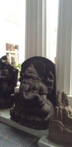 Ganesha statue Museum Nasional Indonesia