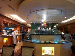 bogor cafe at hotel borobudur