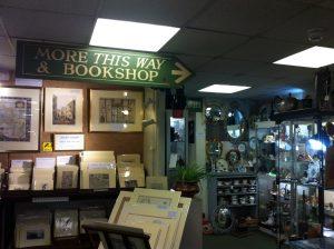 oxford antique shop