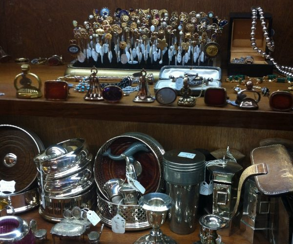 Chelsea antiques silver