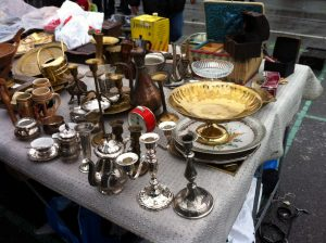 austrian antique market
