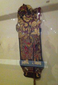 Bathara Guru - a very intricate hand made wayang