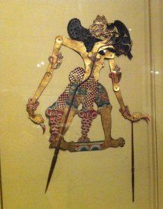bima antique wayang