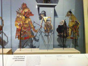 Central Javanese Wayang performance