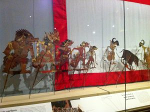 west java antique wayang