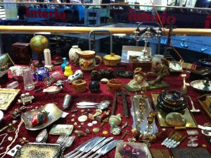 antique fair vienna