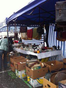 flea market naschmarkt