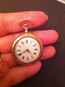 swiss pocket watch antique
