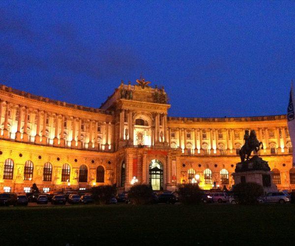 Habsburg Palace in Vienna