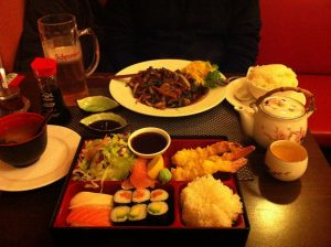japanese food in vienna