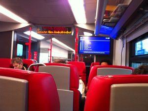 S-Bahn to Carnuntum