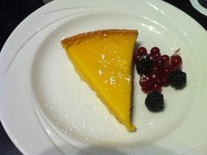 Lemon Tart Axis Bar