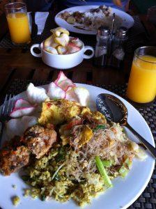 Horison Seminyak Breakfast