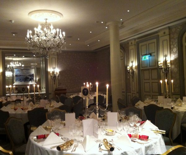 River Room at the Savoy