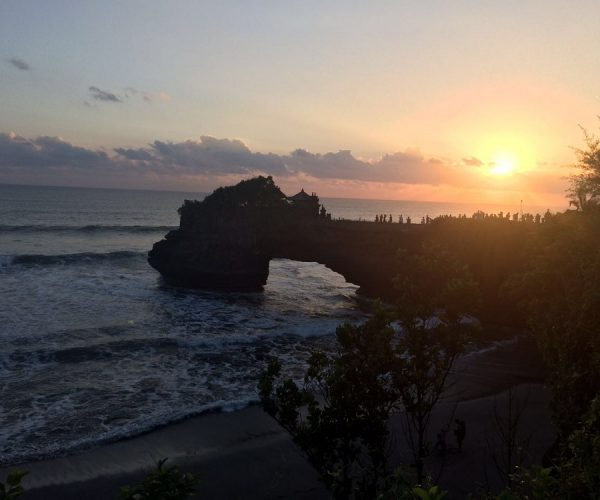 Pura Batu Bolong in Tanah Lot